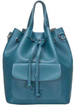 Claudia Canova dámský modrý batoh Kagan