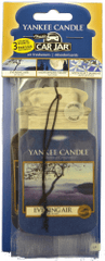 Yankee Candle Papierová visačka 3 ks - Evening Air, Midsummer's Night, Midnight Jasmine