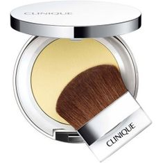 Clinique Compact proszek do wszystkich typów skóry, zaczerwienienie Solutions (puder) 11,6 g