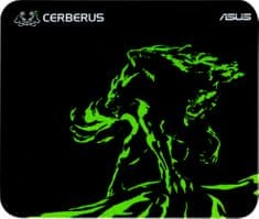 Asus gaming podloga za miško Cerberus Mini, zelena