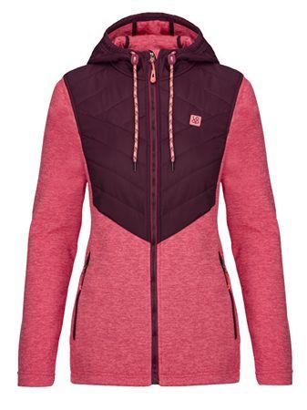 Loap Dámsky sveter Gaya Jezz Neon Melange OLW1836-H14X (Veľkosť S)