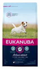 Eukanuba hrana za odrasle pse majhnih pasem, 3 kg