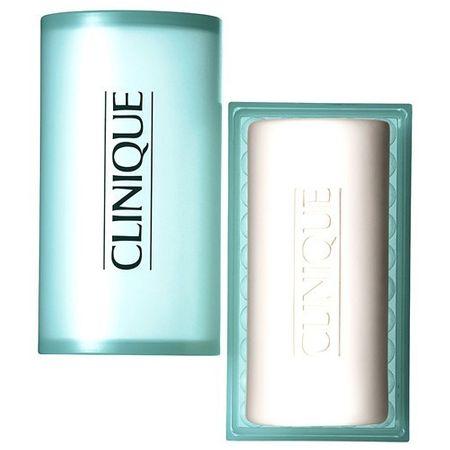 Clinique Tisztító szappan az arc és a test Anti-folt Solutions (arctisztító szappan arc és test) 150 g