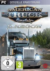 Excalibur Publishing igra American Truck Simulator - Oregon razširitev (PC)