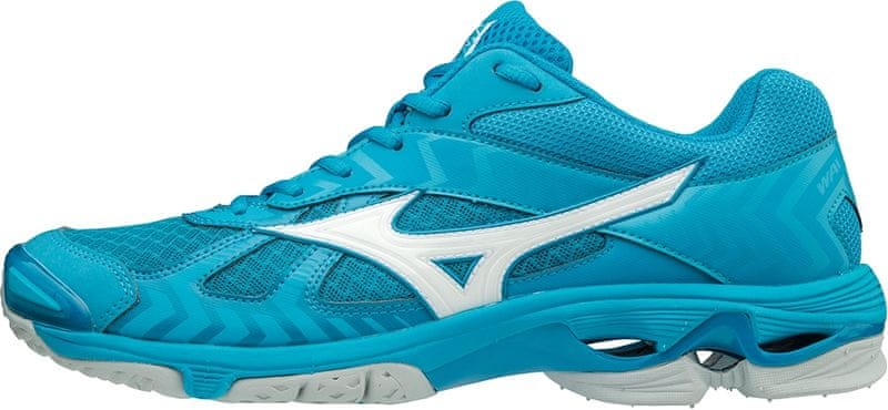 Mizuno Wave Bolt 7 Bjewel Wht Hawaiianocean 44.0