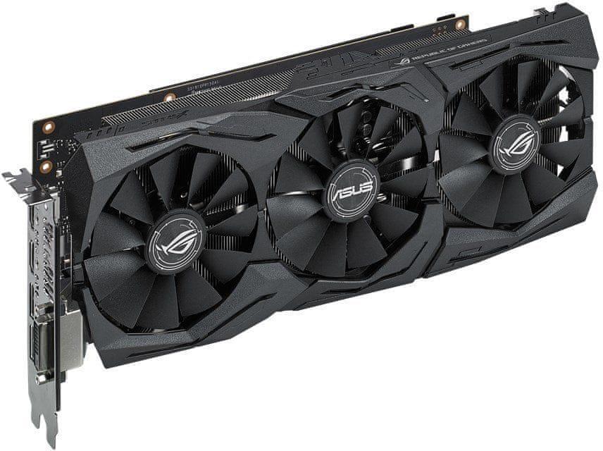 ASUS GeForce ROG-STRIX-GTX1060-A6G-GAMING