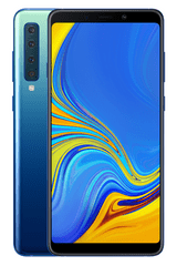 SAMSUNG Galaxy A9 (2018), Lemonade Blue