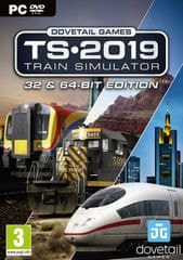 Dovetail Games igra Train Simulator 2019 (PC)