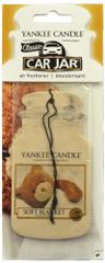 Yankee Candle Papírová visačka Soft Blanket