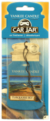 Yankee Candle Papírová visačka Turquoise Sky