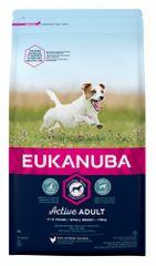 Eukanuba hrana za odrasle pse majhnih pasem, 15 kg