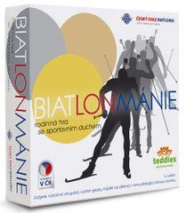 Teddies Český svaz biatlonu Biatlománie