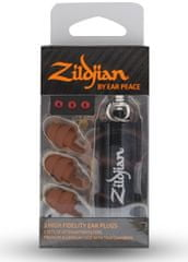 Zildjian HD Earplugs - Dark Špunty do uší