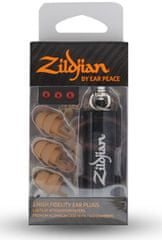 Zildjian HD Earplugs - Tan Špunty do uší