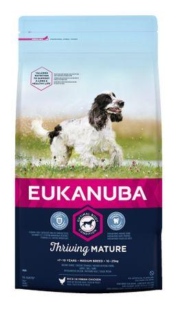 Eukanuba Mature & Senior Small & Medium 15 kg