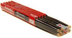 Balbex BG5B Germany 5B Hickory black Economy set Zvýhodněný set hickorových paliček