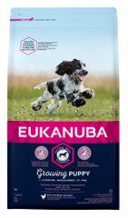 Eukanuba Puppy Medium 15 kg