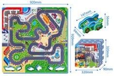MaDe Puzzle pěnové – autodráha