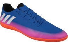 Adidas Messi 16.3 IN  BA9018 47 1/3 Niebieskie