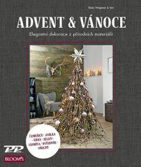 Wagener Klaus: Advent a Vánoce - Elegantní dekorace z přírodních materiálů