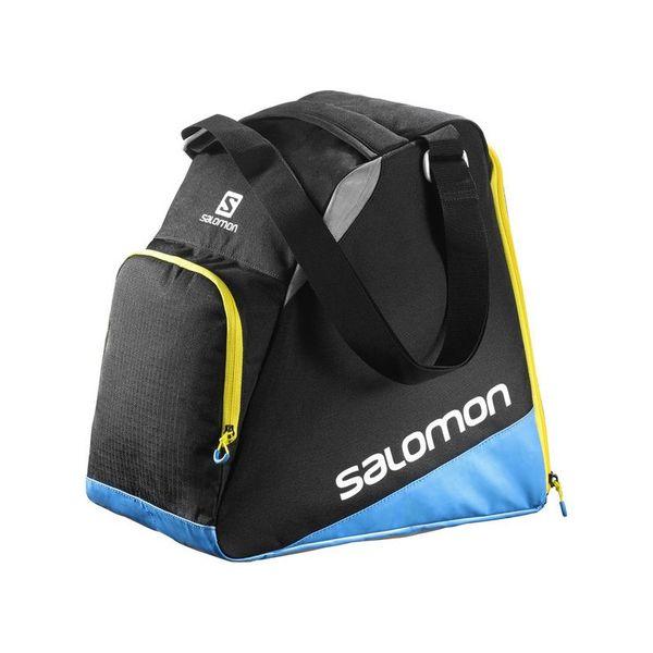 Salomon EXTEND GEARBAG BLACK/Process Blue/YE