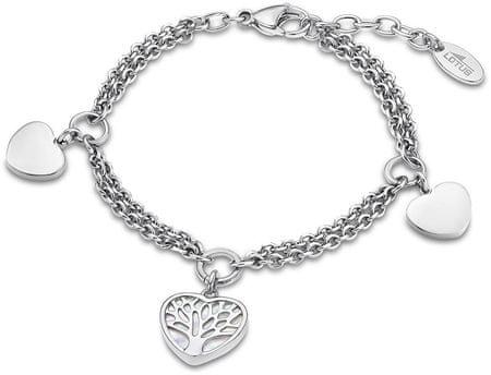 Lotus Style Stylowy bransoletka Drzewo życia LS2022-2 / 1