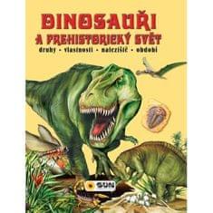 Dinosauři a prehistorický svět * druhy * vlastnosti * naleziště * období