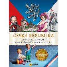 Česká republika - 100 nej zajímavostí pro zvídavé kluky a holky
