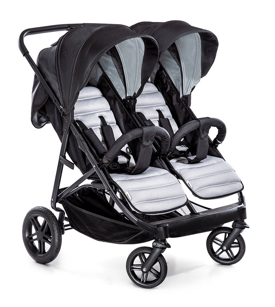 Hauck Rapid 3R Duo 2020 Silver/Charcoal