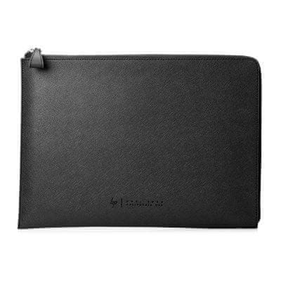 HP 13.3 Spectre Sleeve - Black/Silver - BAG 1PD69AA#ABB