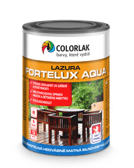 COLORLAK Fortelux Aqua V-1407, gaštan C0020, 0,9 l