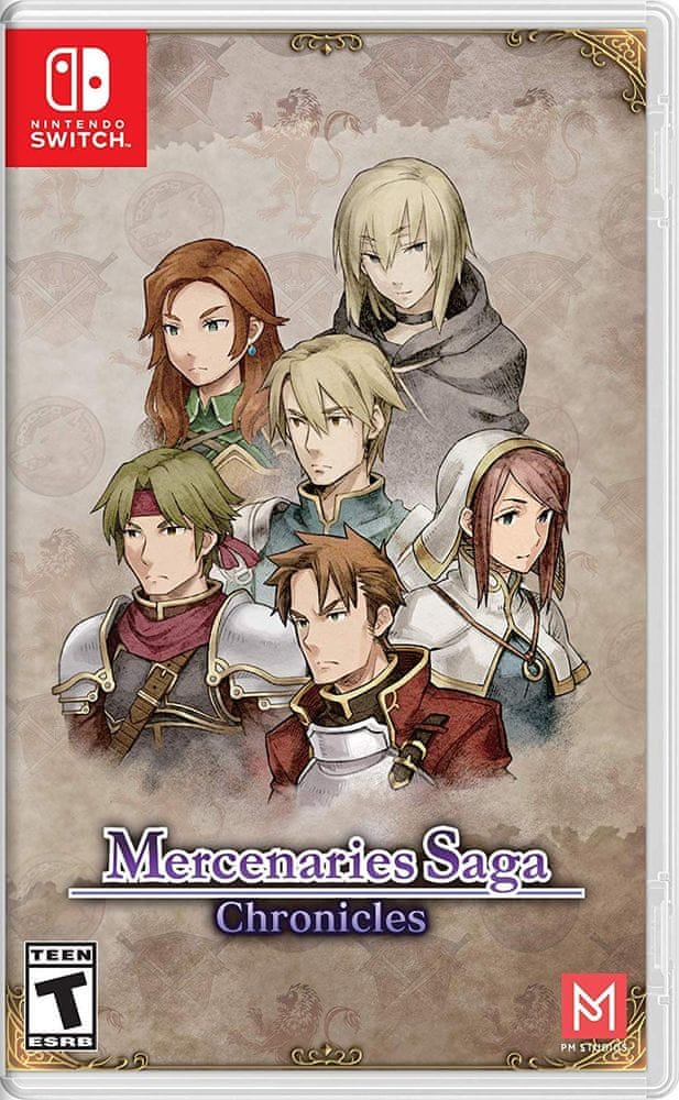 Mercenaries Saga Chronicles (SWITCH)