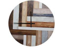Kaemingk Nástěnné hodiny, 60x4,5cm