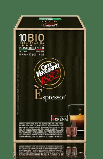 Vergnano Bio kapsle 10 ks x 12 balení