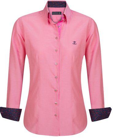 3e6b6132c2b Sir Raymond Tailor dámská košile M růžová