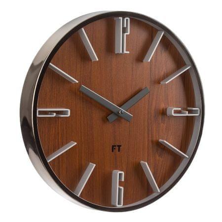 Future Time Designerski zegar ścienny FT6010TT Numbers - 30 cm