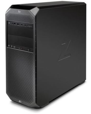 HP namizni računalnik Z6 G4 TWR Xeon Silver 4114/32GB/SSD256GB/W10ProWS (2WU46EA#ABB)