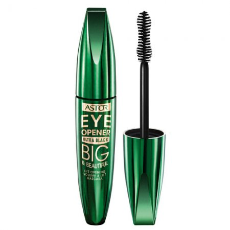 Astor Extra zvýrazňujúce riasenka Big & Beautiful (Eye Opener Mascara) 12 ml (Odtieň 910 Ultra Black)
