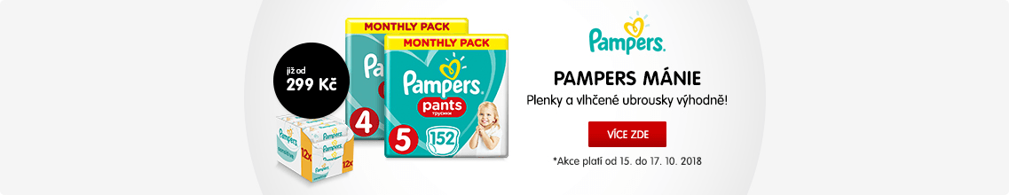 intPromo;Wide and big (middle center); CZ Pampers manie
