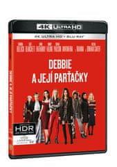 Debbie a její parťačky (2 disky) - Blu-ray + 4K ULTRA HD