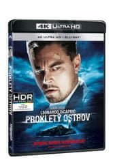 Prokletý ostrov (2 disky) - Blu-ray + 4K ULTRA HD