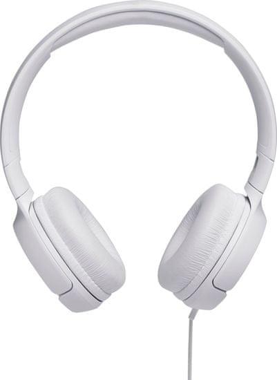 JBL Tune 500 slúchadlá s mikrofónom