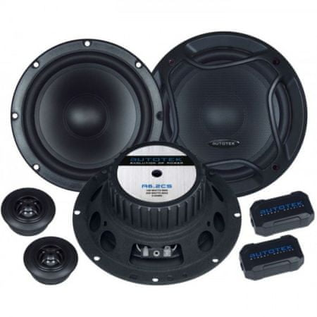 Autotek A6.2CS - zvočniki