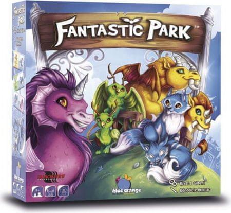Blue Orange Fantastic Park