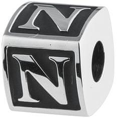 Brosway Alphabet N TJ Man nemesacél medál BTJN57