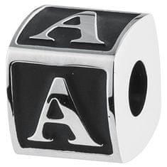 Brosway Alphabet A TJ Man nemesacélmedál BTJN44