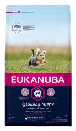 Eukanuba hrana za pse Puppy Toy, 2 kg
