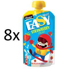 Hamé 8x Easy Fruit Strawberry Cream - 110g