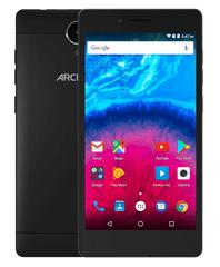 Archos 50 Core Lite, 8 GB ROM, 1 GB RAM, černý
