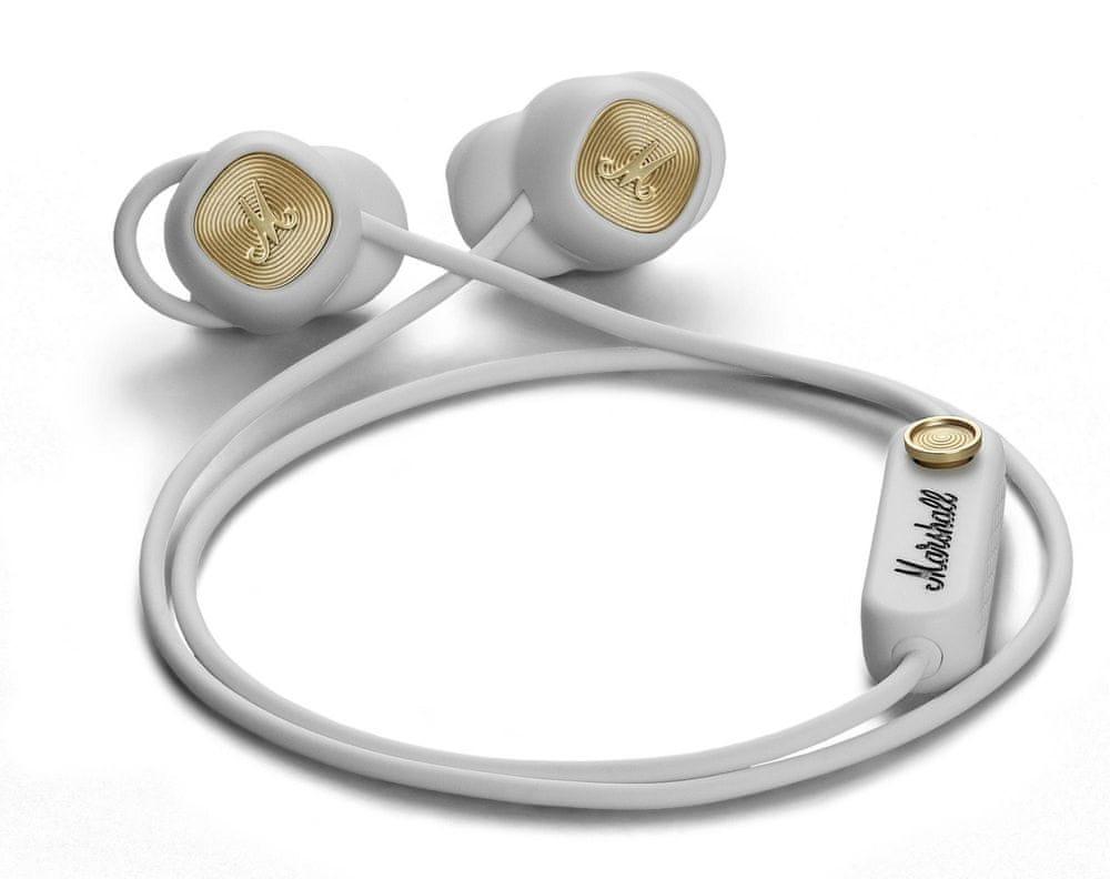 MARSHALL Minor II BT bezdrátová sluchátka, bílá - rozbaleno